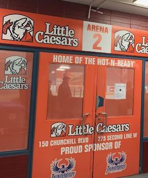 Arena & Venue Advertising